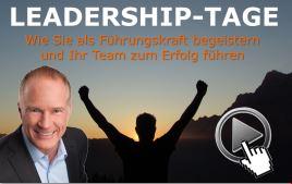 Leadership-Tage