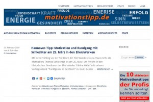 Motivationstipp