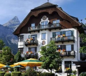 Hotel Sonnenspitze in Ehrwald