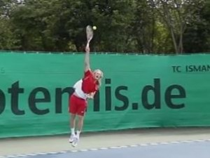 Tennis-Motivation