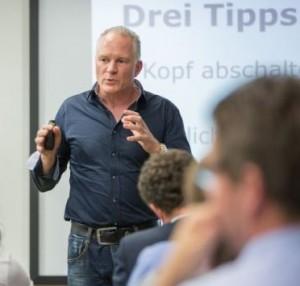 Diplom-Sportlehrer und Mentaltrainer Thomas Schlechter
