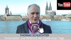 Thomas Schlechter macht Sie als Führungskraft erfolgreich